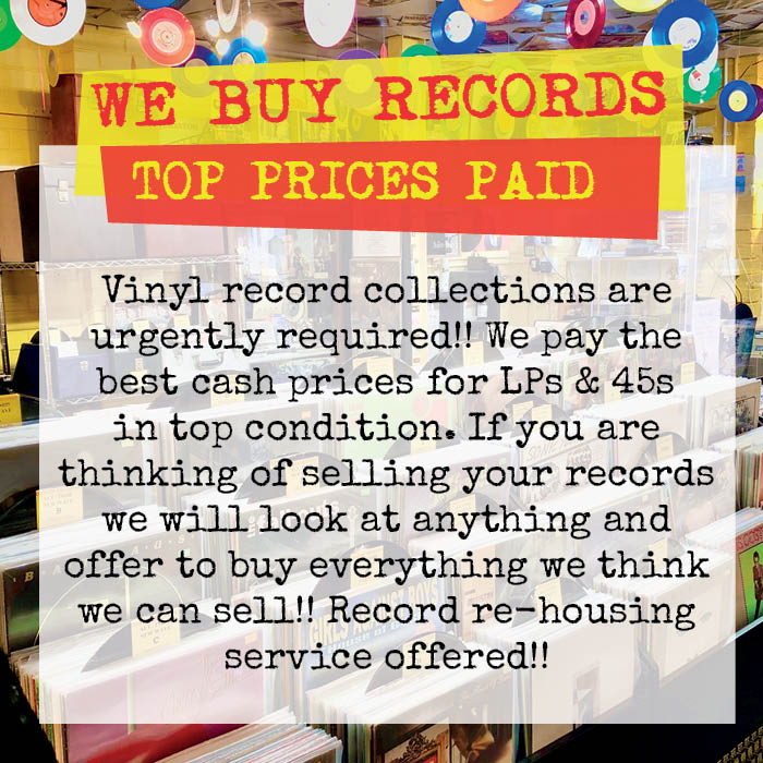 Convoy Records - Record Store, Frodsham, Cheshire